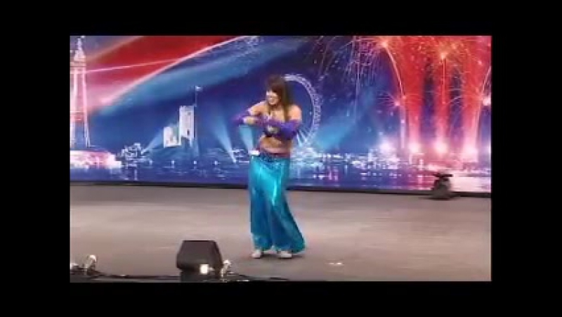 Sophie Mei on Britain's Got Talent 2008 5941