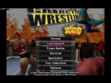 Galactic Wrestling featuring Ultimate Muscle - Врестлинг [ PCSX2 1.5.0  DX-9] HD-720.p