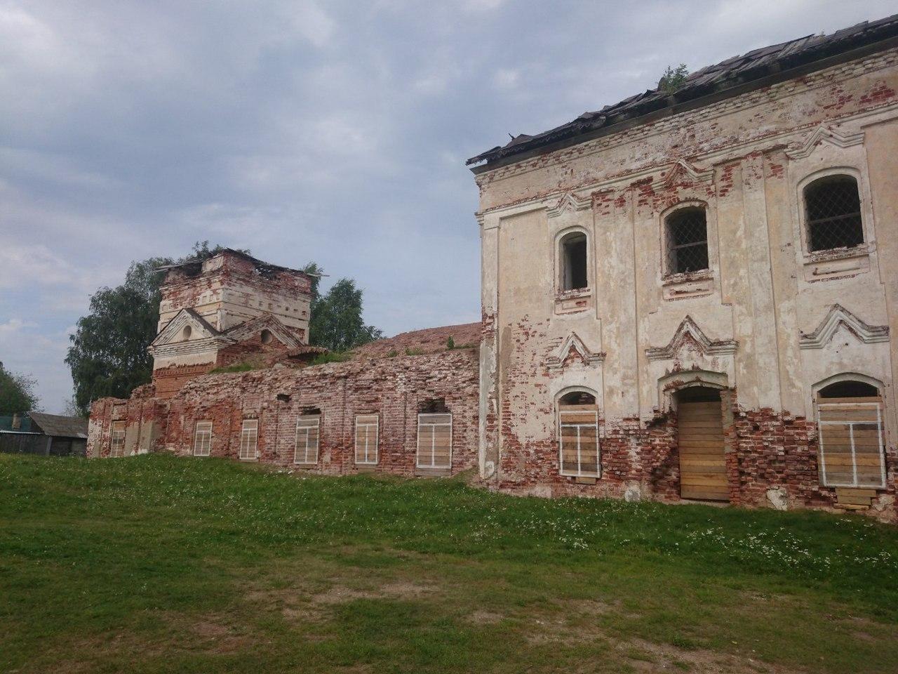 Казанский собор в Весьегонске