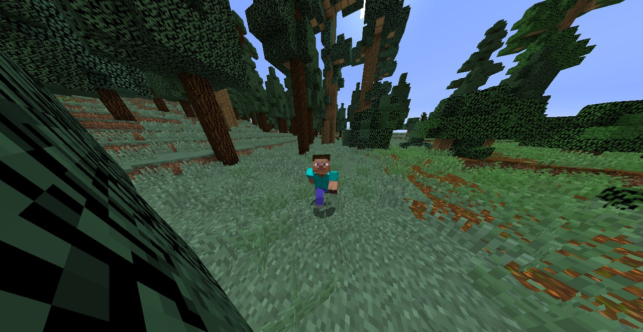 [CLIENT][1.10.2] The Realisic MineCraft (TRMC) - Реалистичный Minecraft