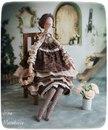 Куколка: творческая переработка трех разных выкроек