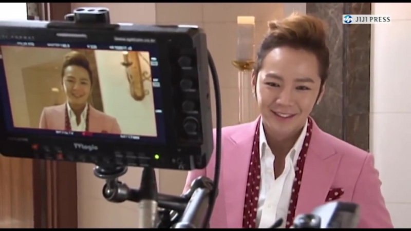 Jang Keun Suk 💖 CRUSH LOVE STORY_Making