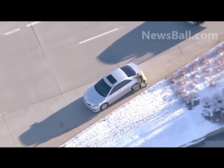 HIGHLIGHTS REAL LIFE Grand Theft Auto Colorado - RYAN STONE STEALS CARS CRASHES HIGH SPEED CHASE