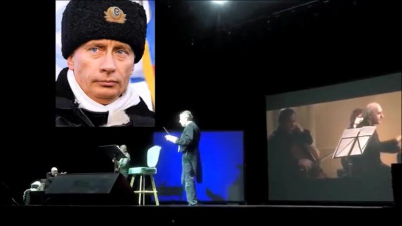 Михаил Ефремов - Страна чудес Владимира Путина