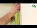 Как правильно клеить виниловые обои своими руками Леруа Мерлен