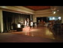 Певица поёт песню Аллилуйя в лобби гостиницы David, которая находится на мёртвом море.:)