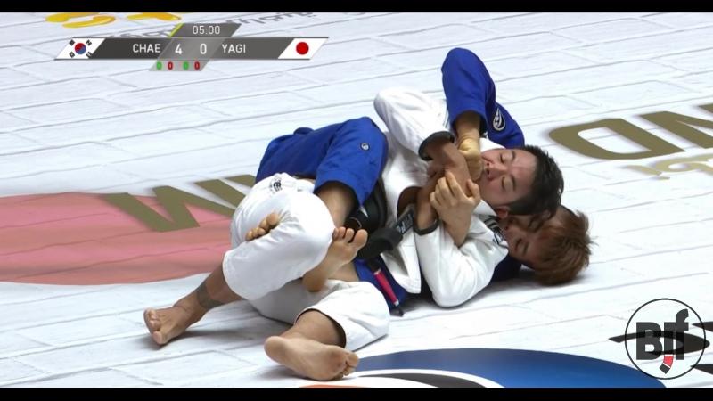 Wanki Chae vs Ricardo Yagi TokyoGS