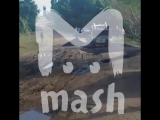 В Саратове к приезду губернатора асфальтируют грязь