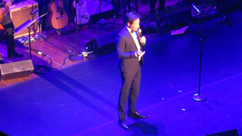 David Duchovny - Come Together tribute to John Lennon at The Kennedy Center