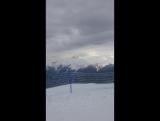 Пик 2320 метров над уровнем моря...