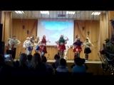 Новорічний танець. Гімназія. 2016 р.