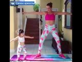 Эффективные упражнения для ног и попы