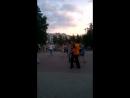 г Курск Социальные танцы на свежем воздухе у ТЦ ПушкинскИЙ любимые тренеры