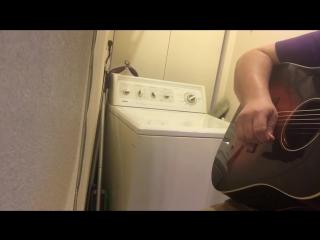 Самая музыкальная стиральная машина!