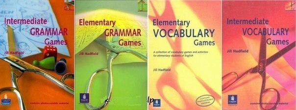 Elementary Grammar Games Pdf