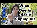 Обзор наборов Vaporesso: Veco One Drizzle Vaping kit