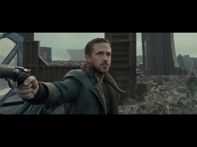 Skrillex - Stranger (Skrillex Remix w/ Tennyson White Sea) Blade Runner 2049 (oficer K Ryan Gosling)
