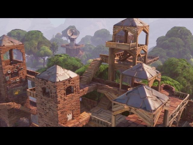 Fortnite - Видео игрового процесса (GP1)