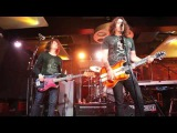 Phil X and the Drills - Black Dog - Soundcheck Live from SonicMag.com