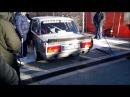 Lada 2105 VFTS Exhaus sound!!! ВАЗ 2105 ВФТС Звук Выхлопа!!!