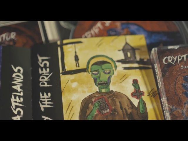 Crypt Jaintor — CD Digipak Cassette Tapes