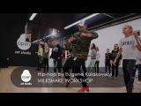 Milkshake workshop -  Hip-hop choreography by Eugene Kulakovskyi - Open Art Studio