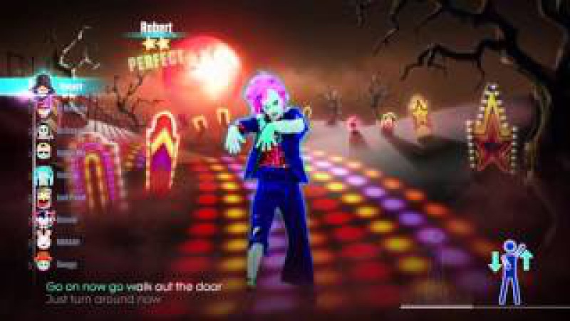 JUST DANCE 2016 Special Halloween quest!