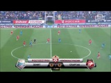 Зенит - Спартак Москва 4-2 (2 октября 2016 г, Чемпионат России)