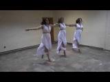 Греческий танец СИРТАКИ, репетиция. Шоу-балет ПАНТЕРА, Иркутск