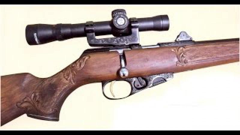 Мелкокалиберные винтовки для охоты - Особенности использования мелкокалиберного оружия для охоты.