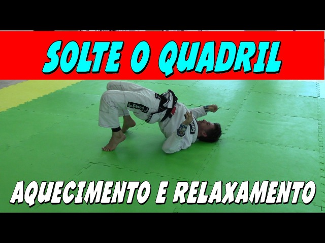 Jiu Jitsu Soltar o Quadril - Paulo Amf