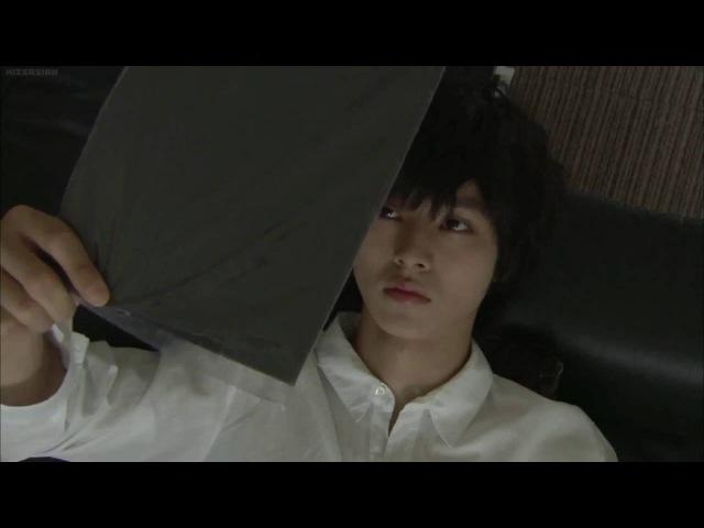 Death Note (2015) / Тетрадь смерти (L Light)