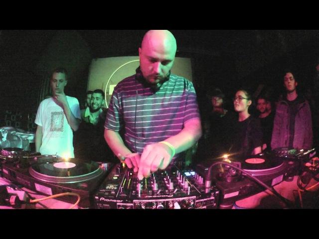 Tessela B2B Truss Boiler Room DJ Set