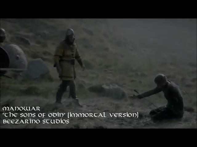 Manowar Sons of Odin(Vikings)