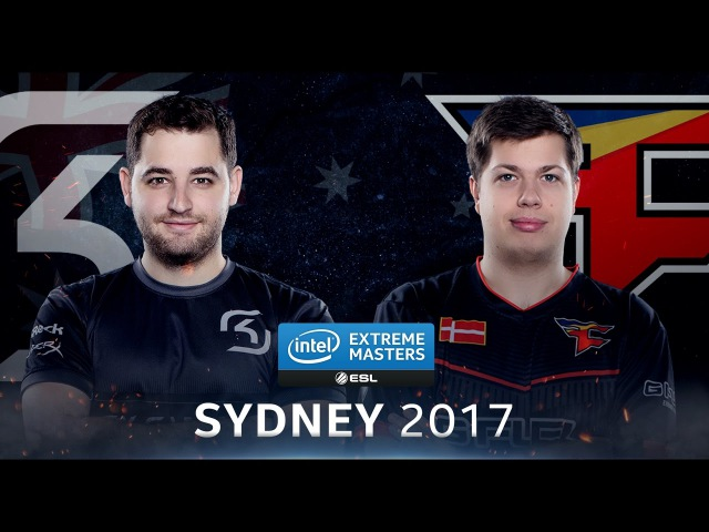 CS:GO - SK vs. FaZe [Overpass] Map 4 - Grand Final - IEM Sydney 2017