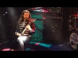 Victor Smolski (Almanac) Guitar Solos - Netherlands Willemeen Arnhem 2017