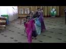 8 марта в дет. саду у Евы (индийский танец)