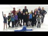 Зимние сборы по фигурному катанию в Латвии. A. Ryabinin  Figure skating camp
