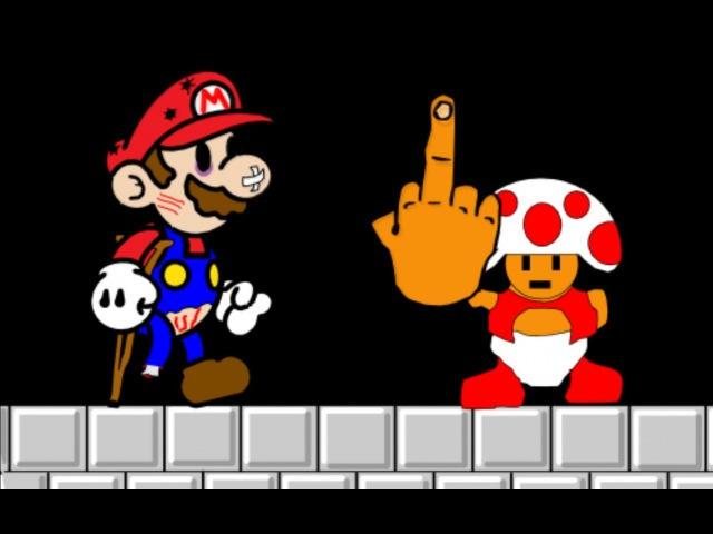 Дословка - Mario (Literal)