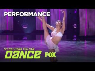 Koine Iwasaki's Solo Performance | Season 14 Ep. 13 | SO YOU THINK YOU CAN DANCE