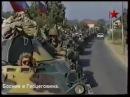 Русский характер. Русский марш ВДВ в Косово на аэродром Слатина.