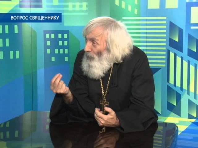 Вопрос священнику: о.Евгений Соколов: св.пр.Иоанн Кронштадтский - святой и земляк