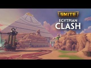 SMITE - Season 4 Dev Talk - Egyptian Clash