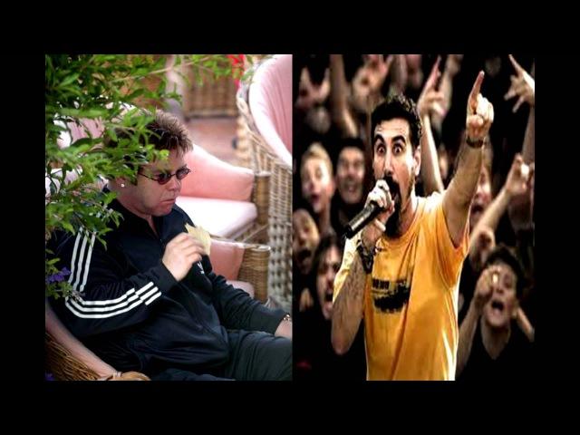 MASHUP Elton John Vs System Of A Down   Crocodile Rock Vs Chop Suey (Neilcic)