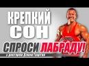 КАК НУЖНО СПАТЬ БОДИБИЛДЕРУ КРЕПКИЙ СОН СПРОСИ ЛАБРАДУ RUS ПампТВ