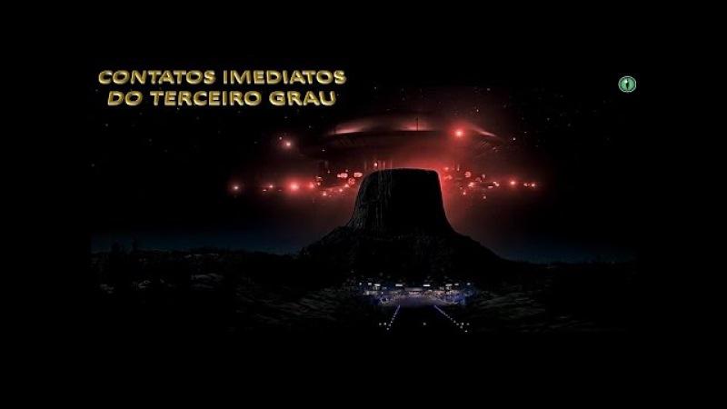 CONTATOS IMEDIATOS DO TERCEIRO GRAU - 1977 (HD - Dublado)