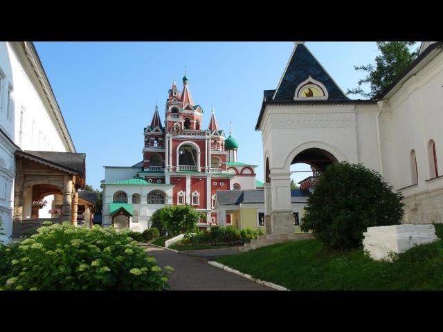 Саввино Сторожевский монастырь Звенигород Московская область