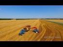Битва за урожай 2017 - Липецк- аэросъёмка полей