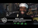 ASAP Twelvyy Spits Bars with Rosenberg and Talks Yams and 12