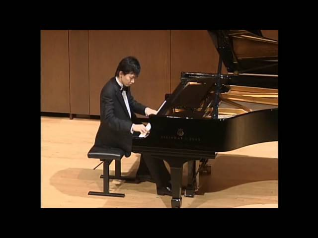 Hanbo Liu - Juilliard Recital - Chopin Piano Sonata No. 3 Op. 58 - Part III